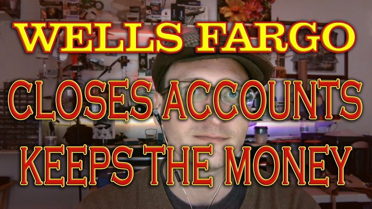 how to cancel escrow account with wells fargo