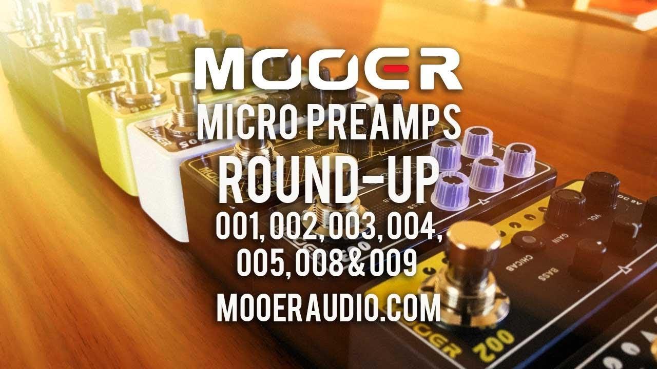 e39d16bc0 MOOER  MICRO PREAMP s 001