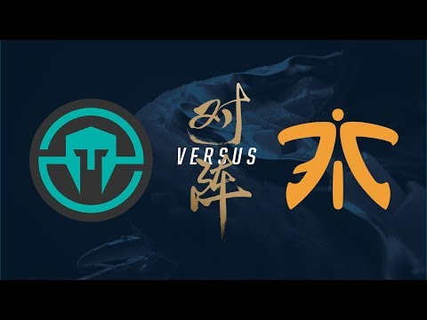 IMT vs. FNC | Group Stage Day 2 | 2017 World Championship | Immortals vs Fnatic