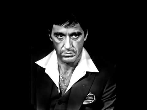 Al Pacino Quotes Wallpaper Scarface Funk Youtube