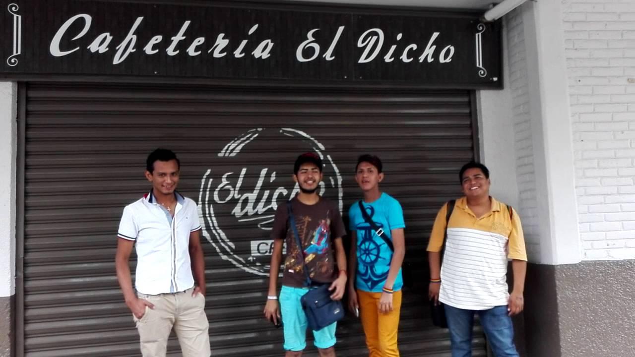 De Visita En Cdmx En El Cafe El Dicho Junio