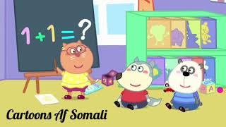 Cartoon-caruru oo af Somali ah