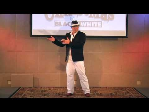 P of Christmas in Black and White Movement Demonstration DVD