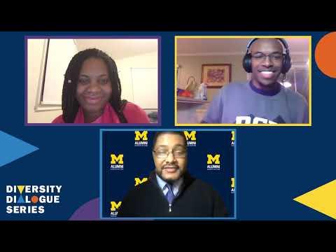 "Diversity Dialogue Series: ""Being Black at Michigan"""