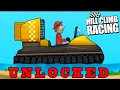 Hill Climb Racing Unlocked HOVERCRAFT # Hack # Unlimited Coin$ and Gem$
