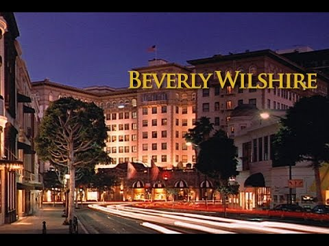 Beverly Wilshire Hotel…The Ultimate Destination