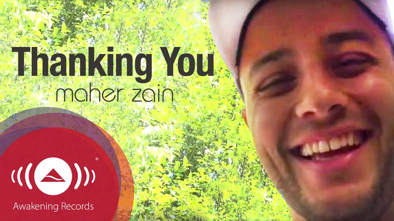 Maher Zain thanking YOU!! |Happy Birthday| Official Fans Video