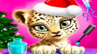 Мультики для детей ПРИЧЕСКИ и НАРЯДЫ в салоне для животных Мульт Игра для девочек #ГАМИКС
