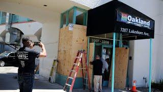 Oakland LGBTQ Community Center CEO responds to vandalism