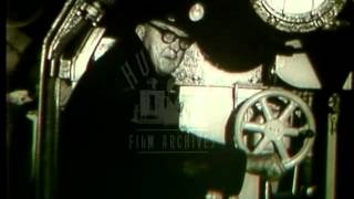 Mining In South Wales 1956 - Archive Film 19559