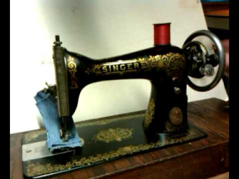 Antique 40 Singer 4040 Tiffany Treadle Sewing Machine G40 Fascinating Singer Sewing Machine Model 15