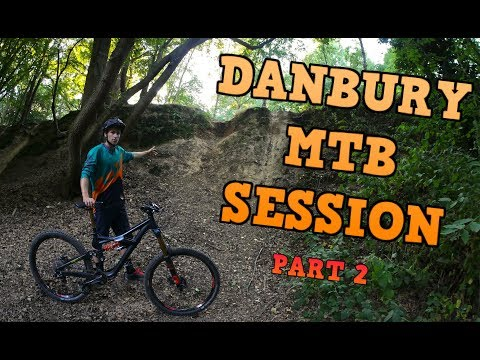 DANBURY MTB SESSION! (part 2)
