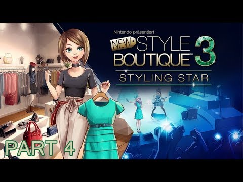 New Style Boutique 3 Styling Star - Part 4 - Ethan will die Welt erobern (HD/N3DS/LetsPlay)