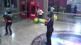 Water fight at the Academy - حرب بالمياه في الاكاديمية - ستار اكاديمي 10