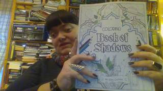 Review of Coloring Book of Shadows