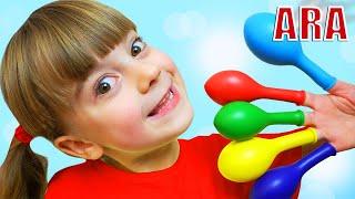 Daddy Finger Family Song   أغنية للأطفال بواسطة Ulya #2