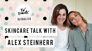 Skincare talk with Alex Steinherr {English video} - TV Beauté | Vic Ceridono(Following the first video with special guest Alex Steinherr, where she showed some amazing makeup tricks, today we are talking about skincare Stay tuned on ..., 2016-08-19T19:51:22.000Z)