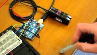 Keyence Sensor Test