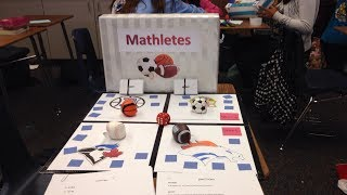 WE MADE A BOARD GAME FOR MATH MIXED WITH SPORTS?!?!