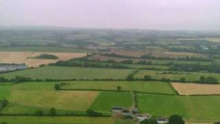 Pt 1of 2 My Scratch Built Balsa Rc Plane With Parkzone Radian Glider Wing Over Cahir Tipperary