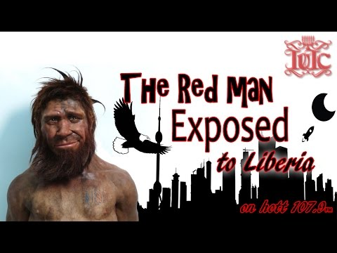 The Israelites: THE RED MAN EXPOSED!!!