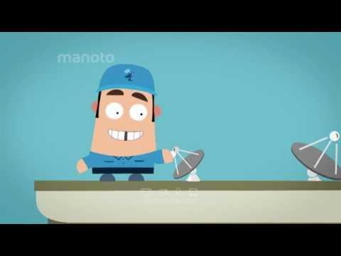 من و تو اچ دی / Manoto HD