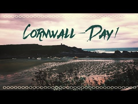 Cornwall ~ Day 1 // Around Bude & Holiday Home Tour