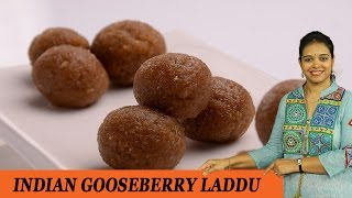 INDIAN GOOSEBERRY LADDU
