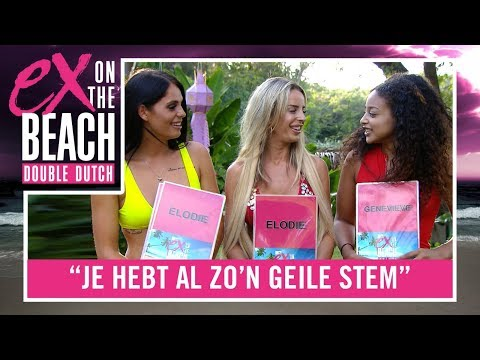 Most Likely: Wie KREUNT er het HARDST?! | Ex on the Beach: Double Dutch