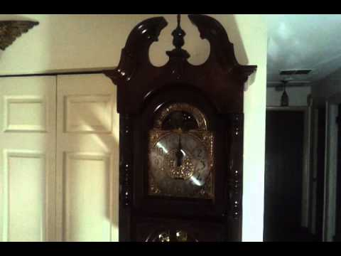 howard miller robinson grandfather clock - Howard Miller Grandfather Clock