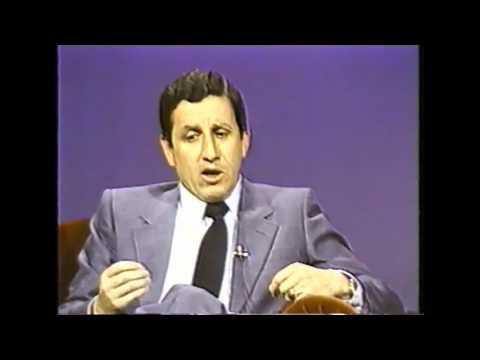 "Abelardo Pachano - Programa ""Frente a frente"" - 16 de enero 1983"