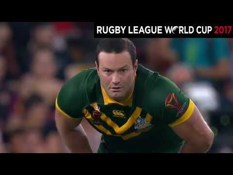 RUGBY LEAGUE WORLD CUP 2017 GRAND FINAL - Australia Vs England