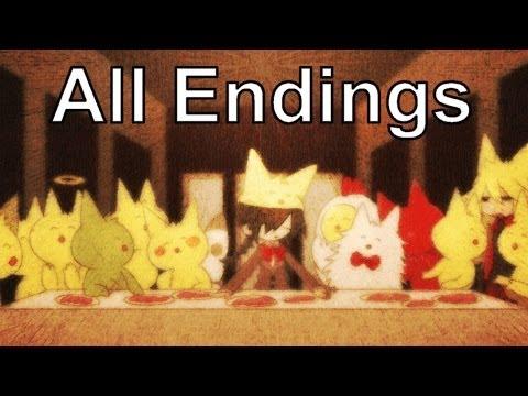 Mogeko Castle - All Endings, Bonus Room & Trailer