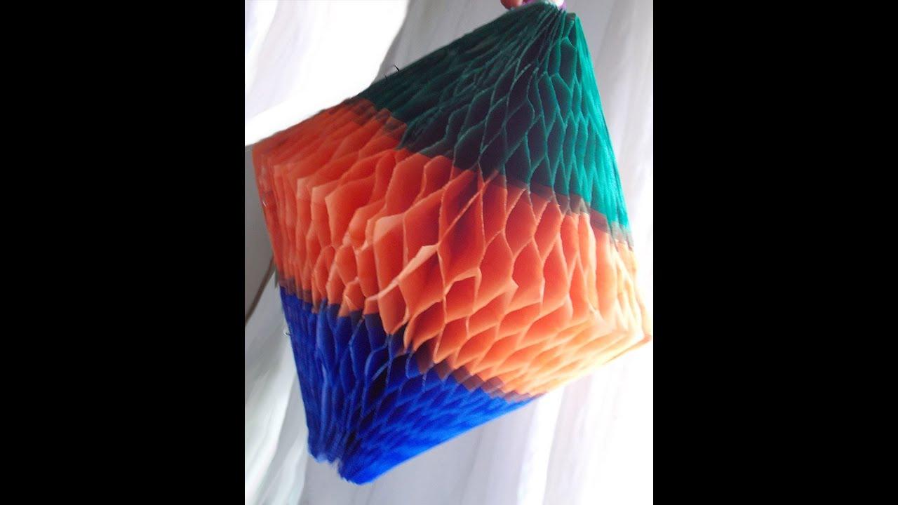Como fazer bal u00e3o para festa junina com cores horizontais YouTube -> Decoração De Balões Festa Junina