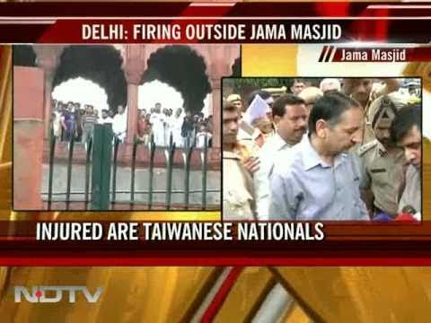 Red alert in Delhi after Jama Masjid firing