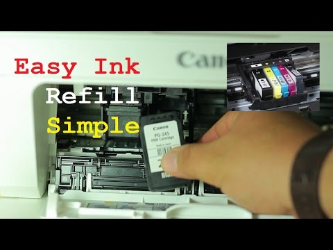 How To Refill Any Ink Cartridge Printer Save Money