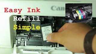 How To Refill Aฑy Ink Cartridge Printer Save Money