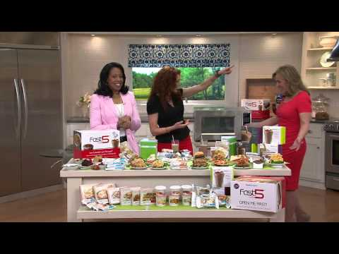 Nutrisystem Fast Five Gender Based Spring Shake Up