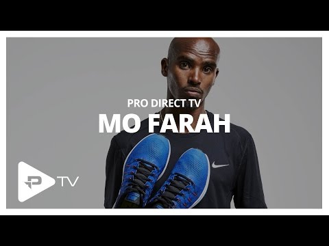 Mo Farah Interview: The Legendary Runner Talks Secrets To Success, Recovery & How He Likes To Relax