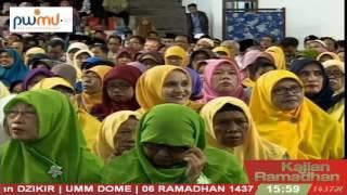 Ayu Fajar Lestari Buta Sejak Lahir Hafal Al Quran 30 Juz - Pengajian Ramadhan PWM Jatim