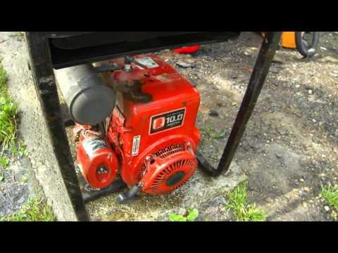 Generac c5000 Generator manual