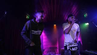 Renegades Of Raw (R.O.R) 'If Ya Luv Hip Hop'   LIVE at the INDI BAR