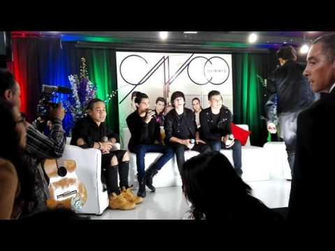 CNCO en México-Sony Music Mexico❤