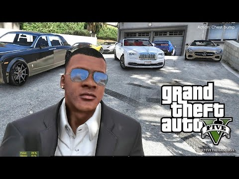 GTA 5 #123 LET'S GO TO WORK (GTA 5 REAL...