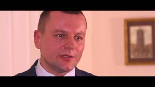 Robert Staszewski - Kryształowe serce radcy prawnego