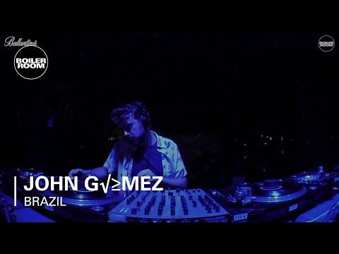 John Gómez Boiler Room & Ballantine's True Music Brazil | DJ Set