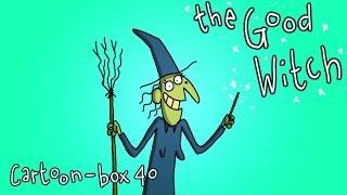 La Bruja Buena   Dibujos Animados-La Caja De 40