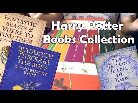 Гарри Поттер Коллекция Книг \\ Harry Potter  Books Collection