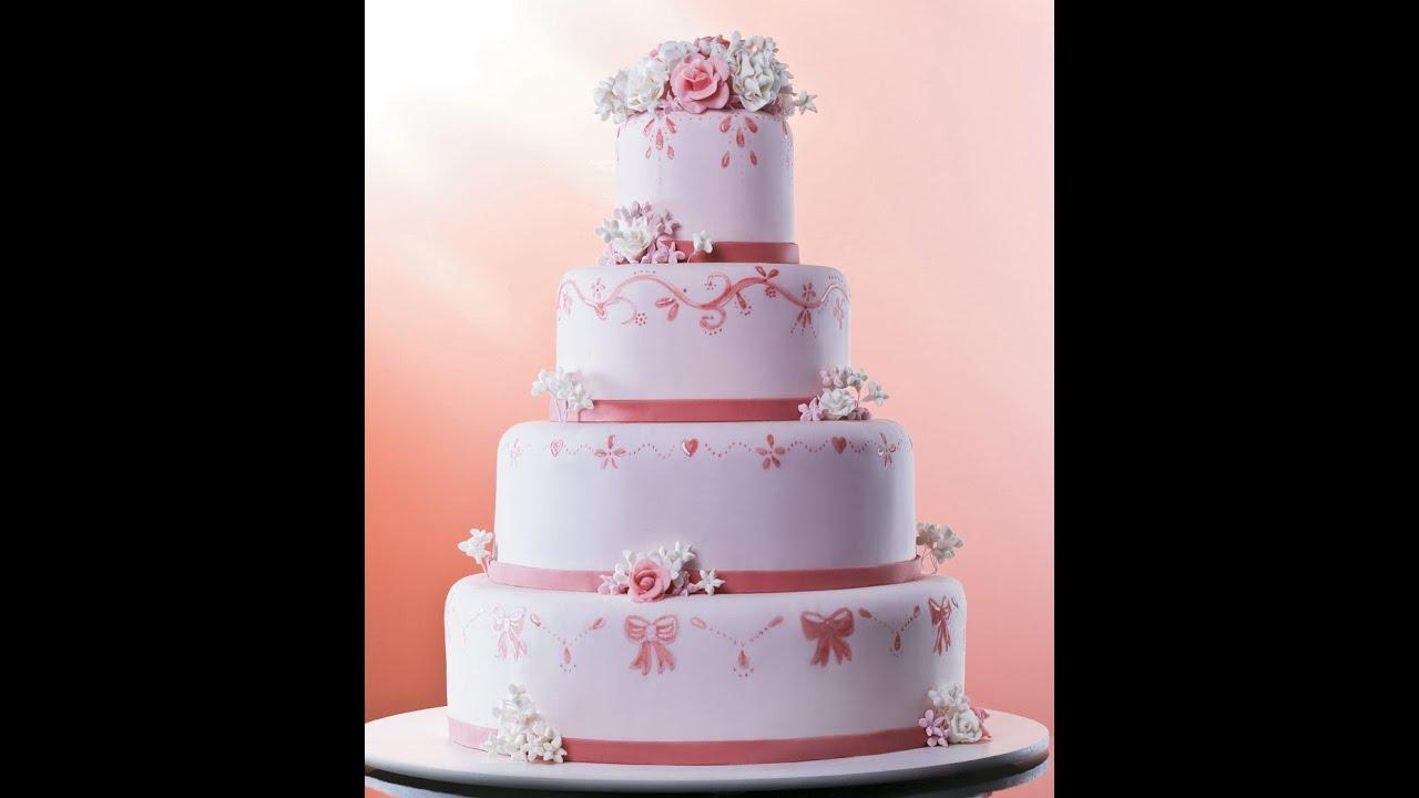 10 Bolos Mais Bonitos Para Aniversário Ou Casamento Youtube