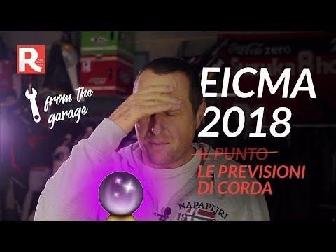 EICMA 2018, cosa troveremo? Tendenze e novità su moto e scooter - 🔮Le previsioni di Corda